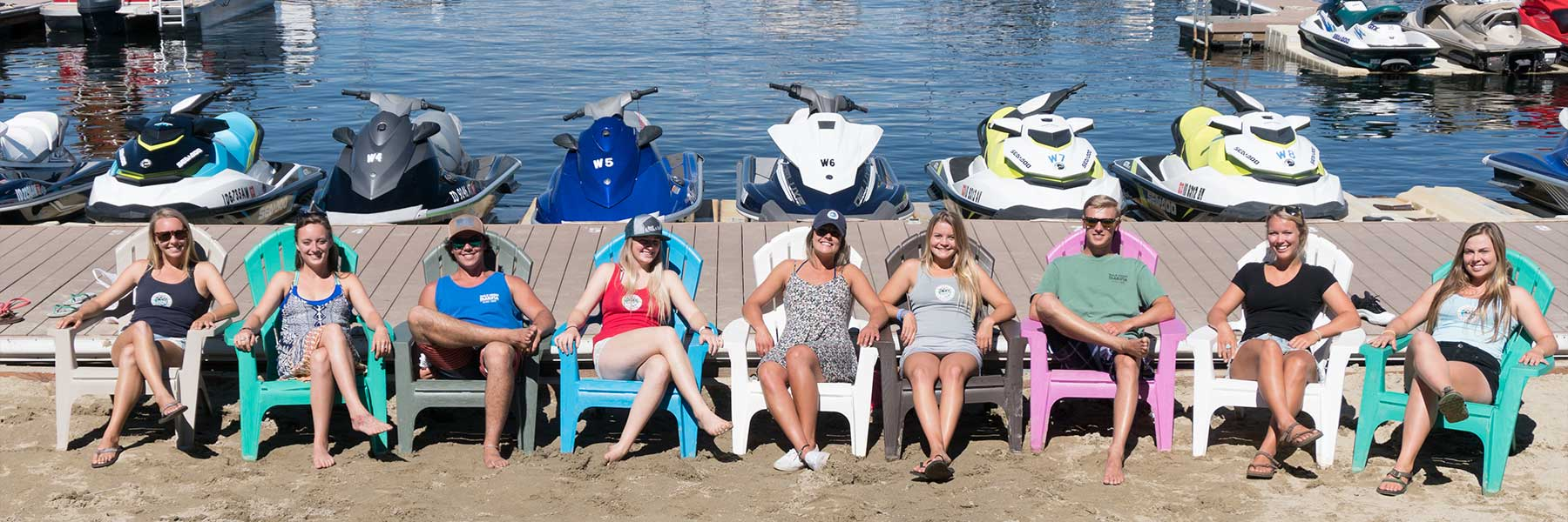Mile High Marina | McCall, Idaho